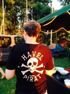Ein Havel-Pirat